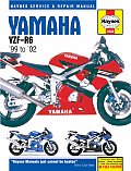 Yamaha YZF-R6 '99 to '02: service and repair manual (Haynes Service & Repair Manuals)