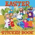 Easter Sticker Book