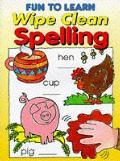Fun To Learn Wipe Clean Spelling