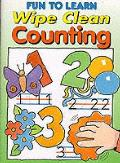 Wipe Clean Counting