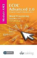 Ecdl Advanced Syllabus 2.0 Module Am3 Word Processing Using Word 2007