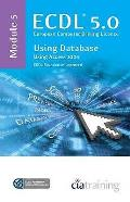 Ecdl Syllabus 5.0 Module 5 Using Databases Using Access 2003