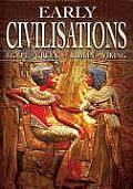 Early Civilizations: Egypt, Greek, Roman, Viking