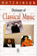 Dictionary Of Classical Music
