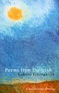 Poems from the Irish