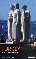Turkey: A Modern History Cover