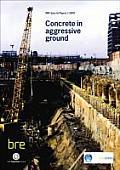 Concrete in Aggressive Ground: (sd 1)