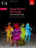 Time Pieces for Viola: Music Through the Ages in Two Volumes