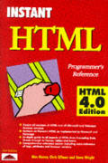 Instant Html 2nd Edition Version 4