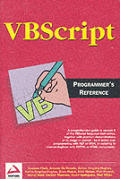 VBScript Programmers Reference