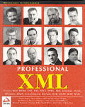 Professional Xml 1st Edition