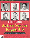 Beginning Active Server Pages 3.0 Cover