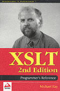 XSLT Programmers Reference 2nd Edition