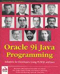 Oracle 9i Java Programming