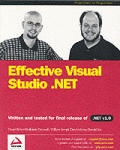 Effective Visual Studio .NET Cover