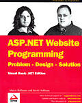 ASP.NET Website Programming Visual Basic .NET Edition