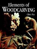 Elements of Woodcarving Cover