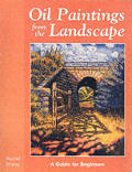 Oil Paintings From the Landscape Cover