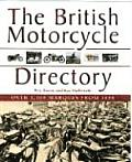 The British Motorcycle Directory