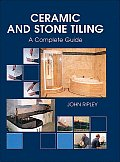 Ceramic and Stone Tiling: A Complete Guide Cover