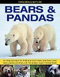 Exploring Nature: Bears & Pandas: An Intriguing Insight Into the Lives of Brown Bears, Polar Bears, Black Bears, Pandas and Others, with 190 Exciting