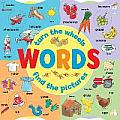 Words: Turn the Wheels, Find the Pictures