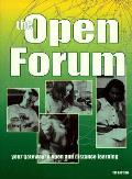Open Forum: Your Gateway to Open & Distance Learning