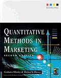Quantitative Methods in Marketing 2ND Edition