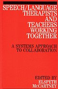 Speech/Language Therapists and Teachers