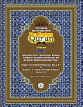 The Meaning And Explanation Of The Glorious Qur'an (Vol 1) 2nd Edition