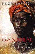 Gannibal: the Moor of Petersburg Cover