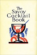The Savoy Cocktail Book Cover