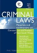 Brown, Farrier, Neal and Weisbrot's Criminal Laws: Materials and Commentary on Criminal Law and Process of New South Wales
