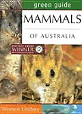 Mammals of Australia (Green Guides)