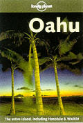 Lonely Planet Oahu 1st Edition