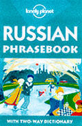 Lonely Planet Russian Phrasebook 3RD Edition
