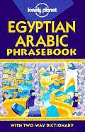 Lonely Planet Egyptian Arabic Phrasebook 2nd Edition