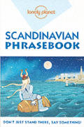 Lonely Planet Scandinavian Phrasebook (Lonely Planet Phrasebooks)