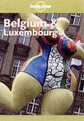 Lonely Planet Belgium & Luxembourg (Lonely Planet Belgium & Luxembourg)