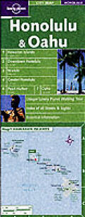 Lonely Planet Honolulu & Oahu (Lonely Planet City Maps)