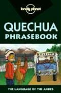 Quechua Phrasebook 2nd Edition