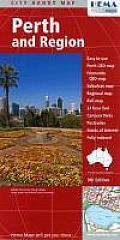 Perth & Region City Map 7th Edition