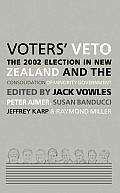 Voters' Veto: The 2002 Election in New Zealand and the Consolidation of Minority Government