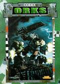 Codex Orks 2nd Edition Warhammer 40k