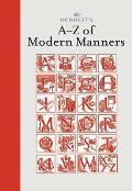 Debretts A Z Of Modern Manners