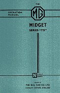 MG Midget TD Owner Hndbk