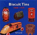 Biscuit Tins 1868 1939 The Art of Decorative Packaging