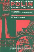 Polin: Studies in Polish Jewry, Volume 14 - Jews in the Polish Borderlands