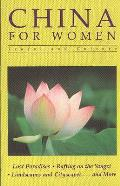 China for Women: Travel and Culture