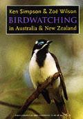 Birdwatching In Australia & New Zealand